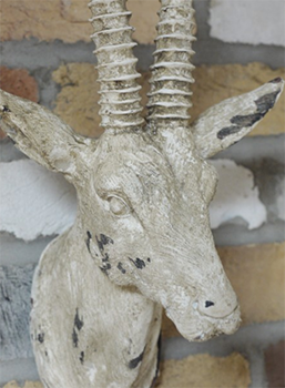 Antelope Head Wall Decoration