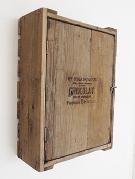 Chocolat Crate Cabinet