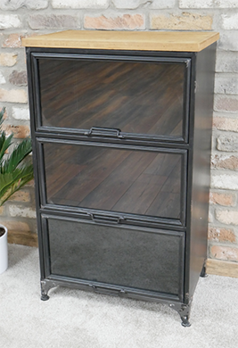 Jules Industrial Cabinet