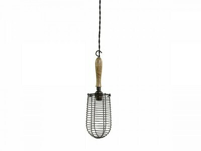 Factory Net Lamp - Handmade
