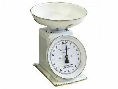 French Style Kitchen Scales