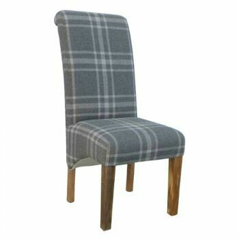 Granary Royale Chair with Canus Tartan