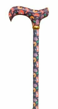 Forest Friends Derby Walking Cane *new*