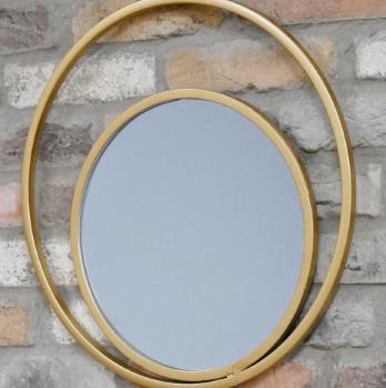 The Charleston Circular Mirror