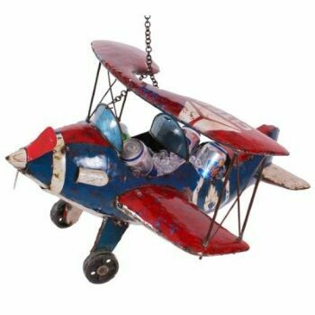 Recycled Doolittle Biplane Tub