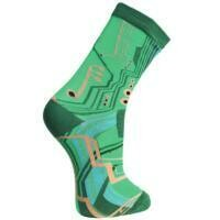 Bamboo Socks - Circuit
