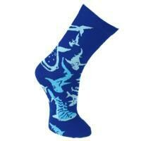 Bamboo Socks - Sharks