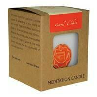 Chakra - Meditation Candle - Sacral