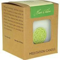 Chakra - Meditation Candle - Heart