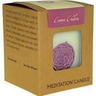 Chakra - Meditation Candle - Crown