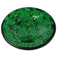 Fair Trade Mosaic Bowl - Green