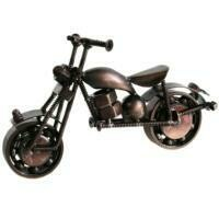 Fair Trade Recycled  Motorbike