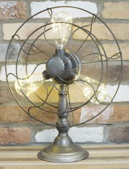 Industrial 'Fan' Light