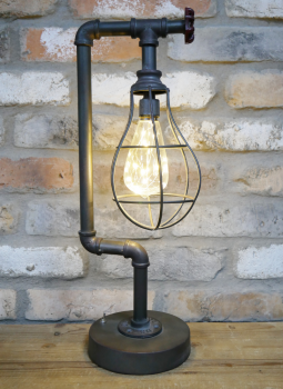 Industrial Pipe Light