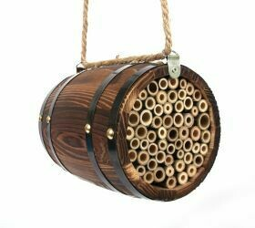 Bee Barrel for Solitary Bees