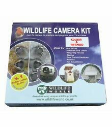 CMOS Colour and Infrared Wildlife Camera Kit