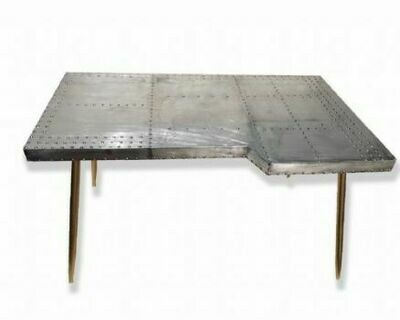 Aviator Aeroplane Wing Table