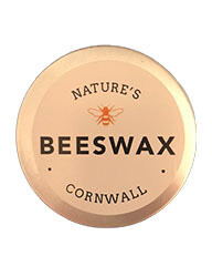 Set of Three Natural Beeswax Body Lotions