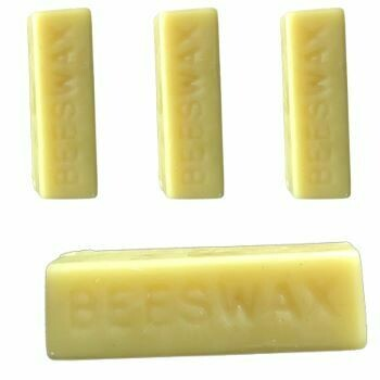 Set of Four 100% Beeswax Bars