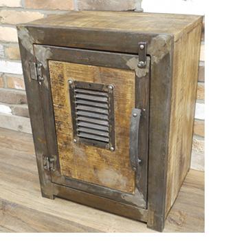 The Jasper Industrial Cabinet
