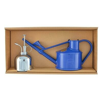 Haws Langley Sprinkler Indoor Watering Can Gift Set