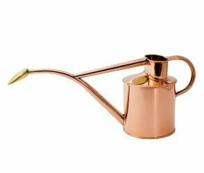 Haws Rowley Ripple Copper Watering Can