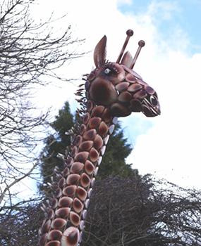 The Gerald Giraffe