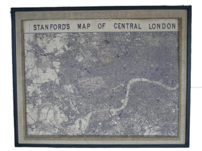 Historical London Map