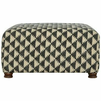 Durrie Upholstered Occasional Footstool