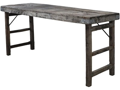 Grimauld Old Wooden Table