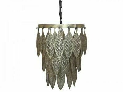 Leaf Fall French Lamp