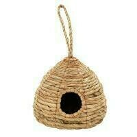 ​Fair Trade Banana Fibre Bird House