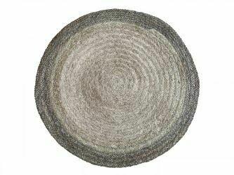 Seagrass Round Braided Rug