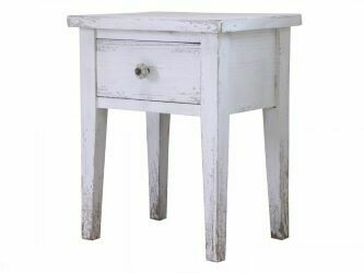 Stephanie Bedside Table with Drawer