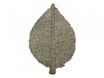 Seagrass Leaves Mat/Wall Decor