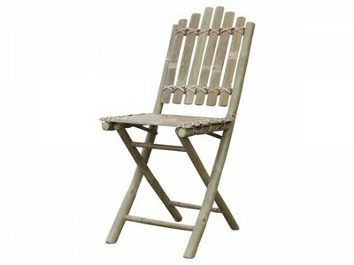 Lyon Bamboo Folding Chair Coming Spring 2021!