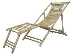 Lyon Bamboo Sun Lounger (Pair of) Coming Spring 2021!