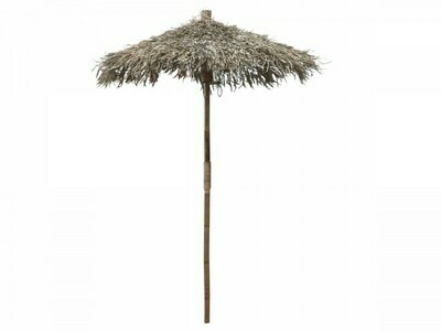 Lyon Bamboo & Dried Grass Parasol Coming Spring 2021!
