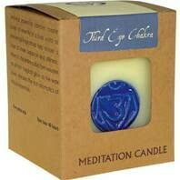 Chakra - Meditation Candle - Third Eye