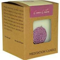 Chakra - Meditation Candle - Crown