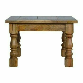 Granary Royale Coffee Table with Turned Legs