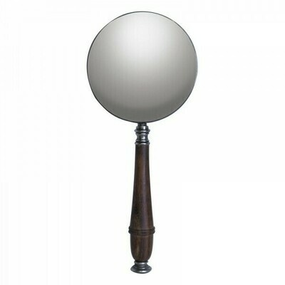 Magnifying Glass - Silver Finish