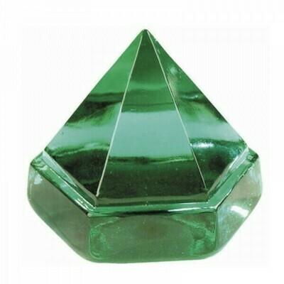 Green Desk Prism
