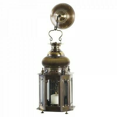 Bronze Venetian Lantern