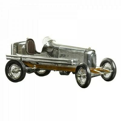 Bantam Midget Car - Silver