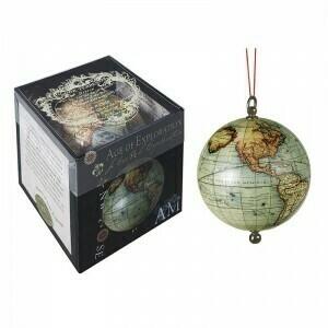 The Age of Exploration Keepsake Globe