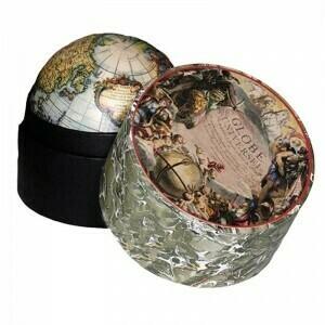 1745 Vaugondy Globe in a Box