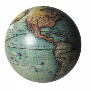 Vaugondy Colour Sphere