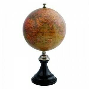 Vaugondy 1745 Globe