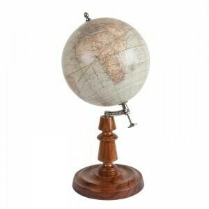 RMN 19th Century Globe